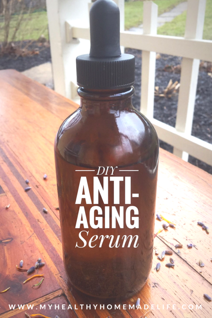 DIY Anti Aging Moisturizing Serum | Home Remedy | Herbal Remedy | Herbs | Anti-