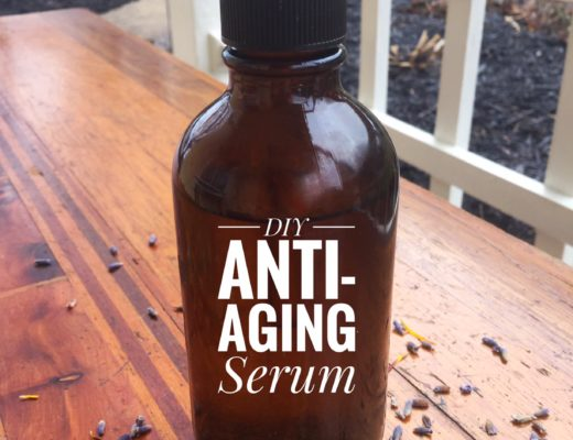 DIY Anti Aging Moisturizing Serum | Home Remedy | Herbal Remedy | Herbs | Anti-inflammatory | Natural Skin Care | DIY Beauty Products | My Healthy Homemade Life