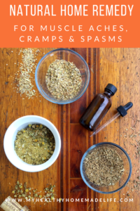 Cramp Bark Tincture for Muscle Aches, Cramps & Spasms | Home Remedies | Herbal Remedies | Herbs | DIY Medicine | My Healthy Homemade Life